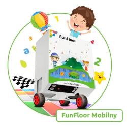 FunFloor MOBILNY podłoga...