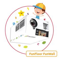 Interaktywna ścianka FunWall