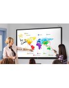 Monitory interaktywne dla placówek edukacyjnych z VAT 0%